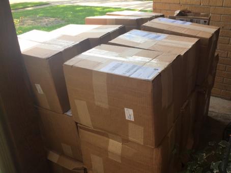 The LIT STICKS Have Arrived!