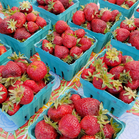 Farm Fresh Strawberries