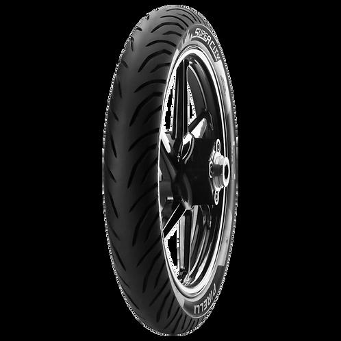 Pneu Pirelli 80/100-14 Super City 49L TT (Traseiro)