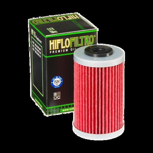 Filtro de óleo Hiflofiltro HF155