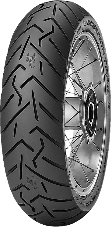 Pneu Pirelli 160/60-17 ZR Scorpion Trail 2 69W TL (Traseiro)