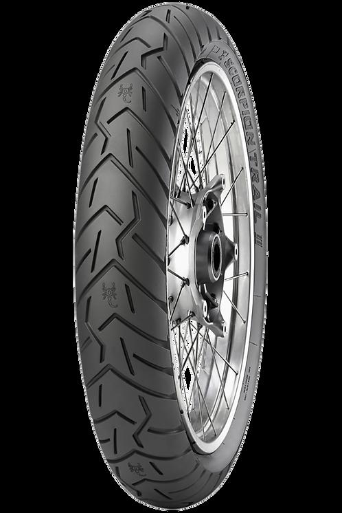 Pneu Pirelli 120/70-19 ZR Scorpion Trail 2 60W TL (Dianteiro)