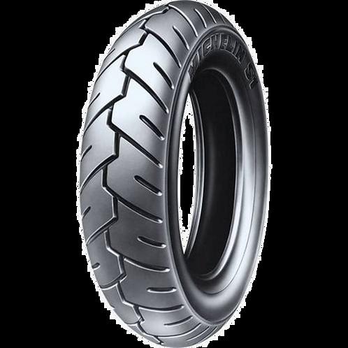 Pneu Michelin 90/90-10 S1 50J TL/TT (Dianteiro/Traseiro)
