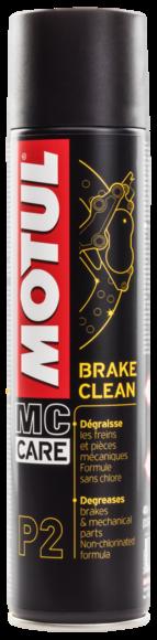 Limpa freio Motul Mc Care ™ P2 Brake Clean