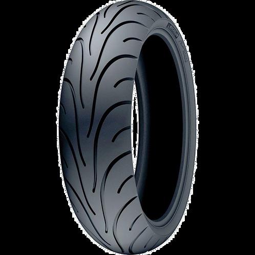 Pneu Michelin 180/55-17 ZR Pilot Road 2 73W TL (Traseiro)