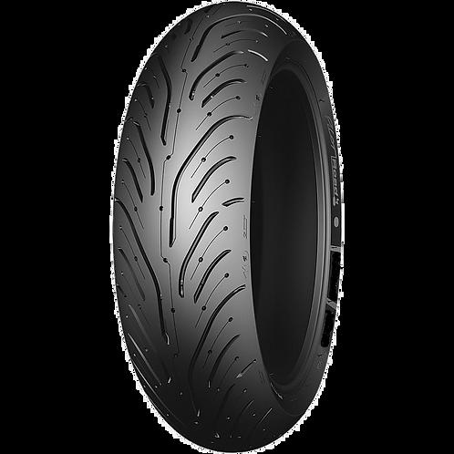 Pneu Michelin 180/55-17 ZR Pilot Road 4 GT 73W TL (Traseiro)
