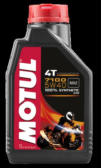 Óleo para Motor Motul 7100 5W40 (100% Sintético)