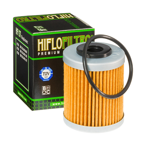 Filtro de óleo Hiflofiltro HF157