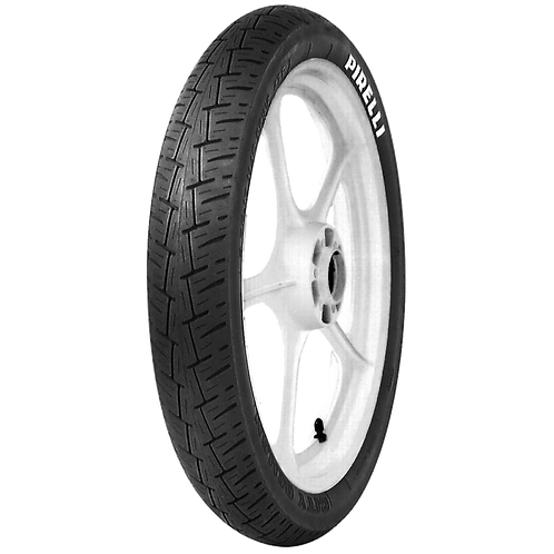 Pneu Pirelli 2.50-17 City Demon 38P TT (Traseiro)