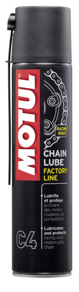 Lubrificante para corrente Motul Mc Care ™ C4 Chain Lube FL