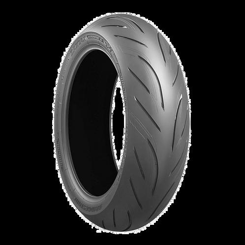 Pneu Bridgestone 180/55-17 R S21 73W TL (Traseiro)