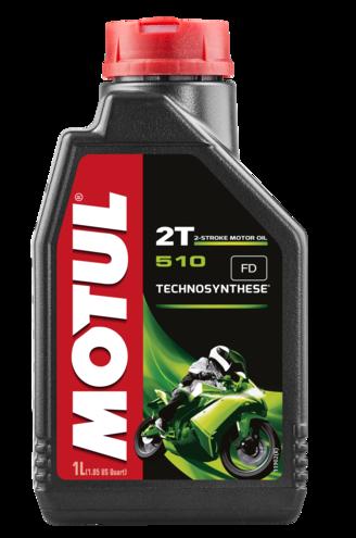 Óleo para Motor Motul 510 2T Technosynthese®