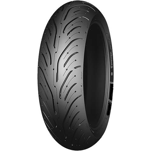Pneu Michelin 190/55-17 ZR Pilot Road 4 GT 75W TL (Traseiro)