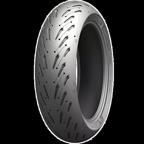 Pneu Michelin 190/55-17 ZR Pilot Road 5 75W TL (Traseiro)