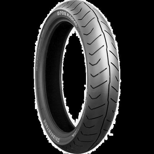 Pneu Bridgestone 130/70-18 R Exedra G709 63H TL (Dianteiro)