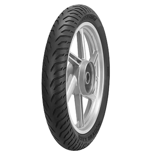 Pneu Pirelli 100/80-18 City Dragon 59P TL (Traseiro)