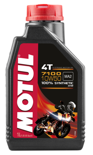 Óleo para Motor Motul 7100 10W50 (100% Sintético)