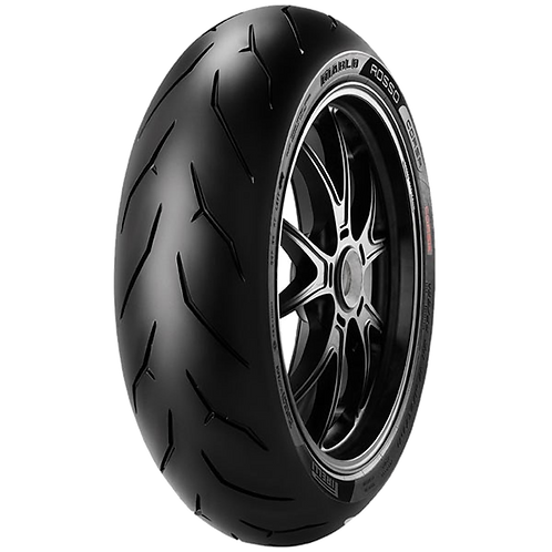 Pneu Pirelli 190/55-17 ZR Diablo Rosso Corsa 75W TL (Traseiro)