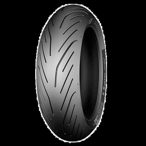 Pneu Michelin 180/55-17 ZR Power 3 73W TL (Traseiro)