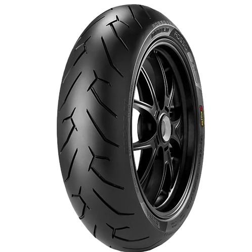 Pneu Pirelli 180/55-17 ZR Diablo Rosso 2 73W TL (Traseiro)