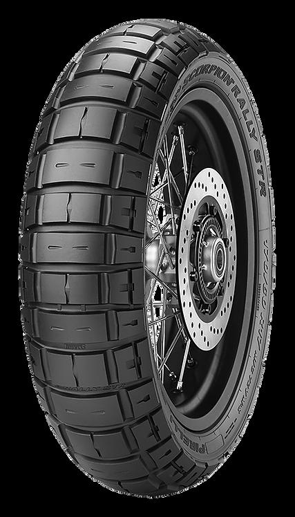 Pneu Pirelli 150/70-18 R Scorpion Rally STR 70V M+S TL (Traseiro)