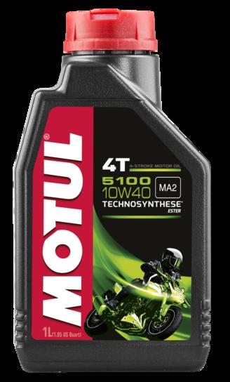 Óleo para Motor Motul 5100 10W40 (Technosynthese®)