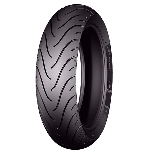 Pneu Michelin 180/55-17 R Pilot Street 73W TL (Traseiro)