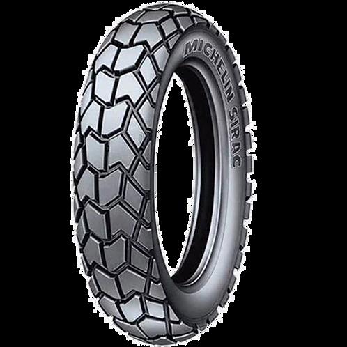 Pneu Michelin 90/90-18 Sirac 57P TT (Traseiro)