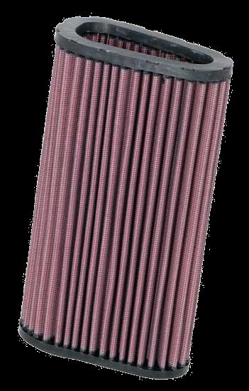 Filtro de Ar K&N HA-5907 (Honda)