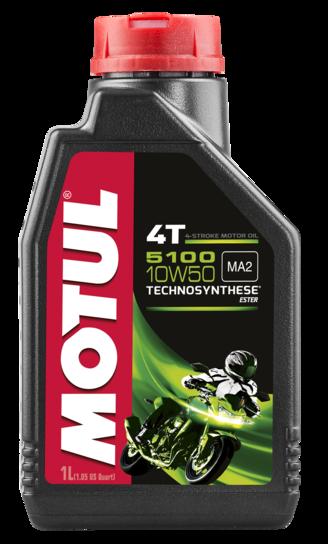 Óleo para Motor Motul 5100 10W50 (Technosynthese®)