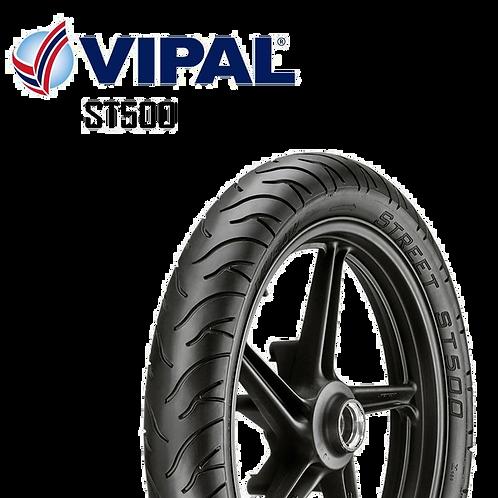 Pneu Vipal 100/80-17 ST500 52S TL (Dianteiro)