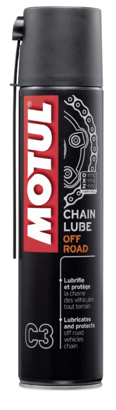 Lubrificante para corrente Motul Mc Care ™ C3 Chain Lube OFF Road