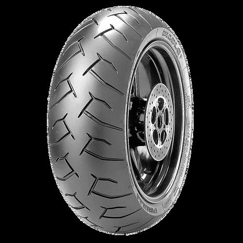 Pneu Pirelli 200/50-17 ZR Diablo 75W TL (Traseiro)
