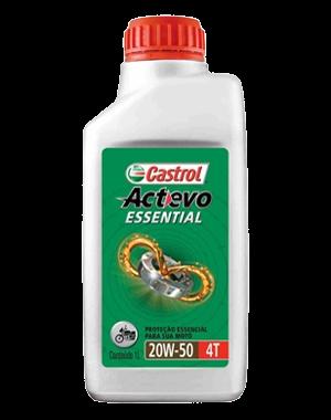 Óleo para motor Castrol Actevo 20W50 (Mineral)