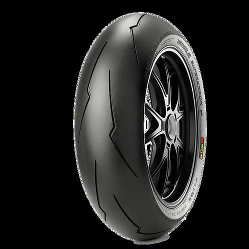 Pneu Pirelli 180/55-17 ZR Diablo Super Corsa SP 73W TL (Traseiro)