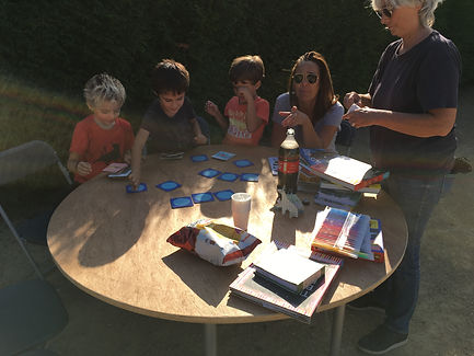 Atelier enfants la chambre verte d'Auteuil
