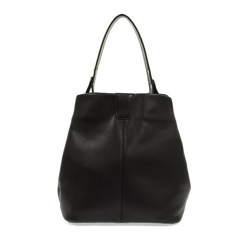 Joy Susan Ava Convertible Bag - Black