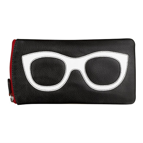 ILI Eyeglass Case With Frame - Multiple Colors Available