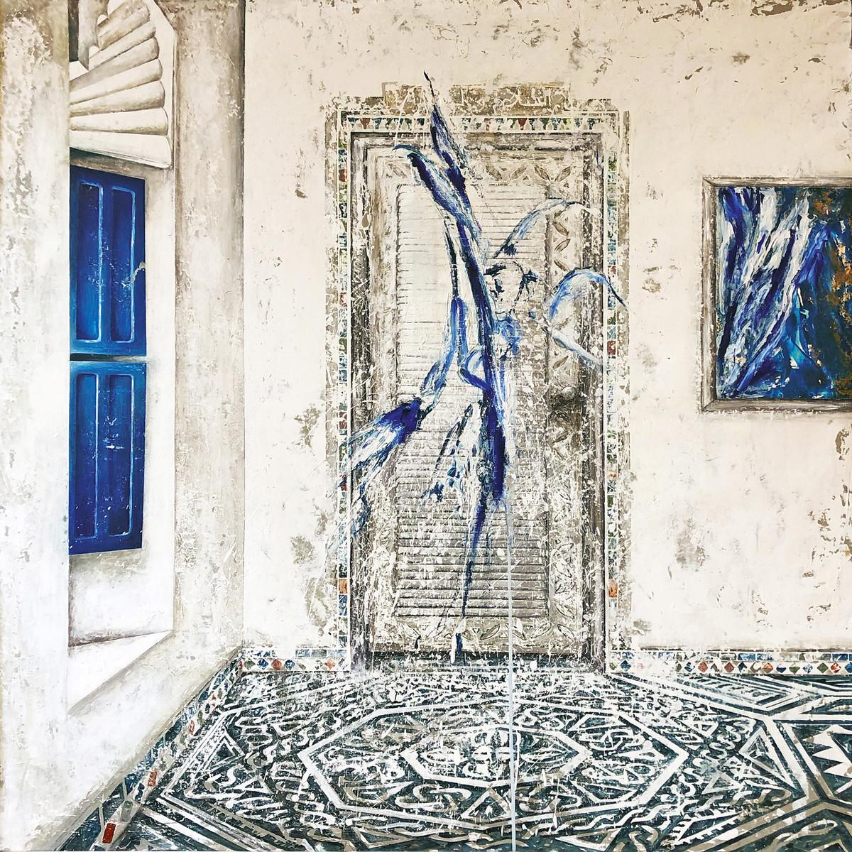Old moorish room n°03