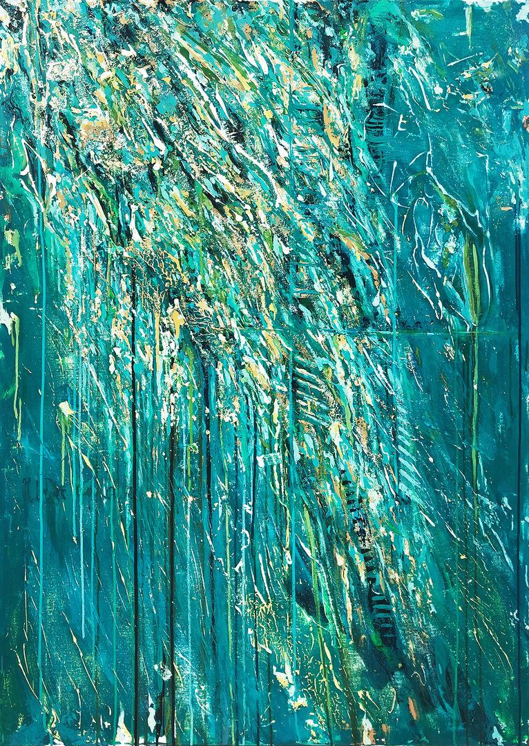 Turquoise Flow