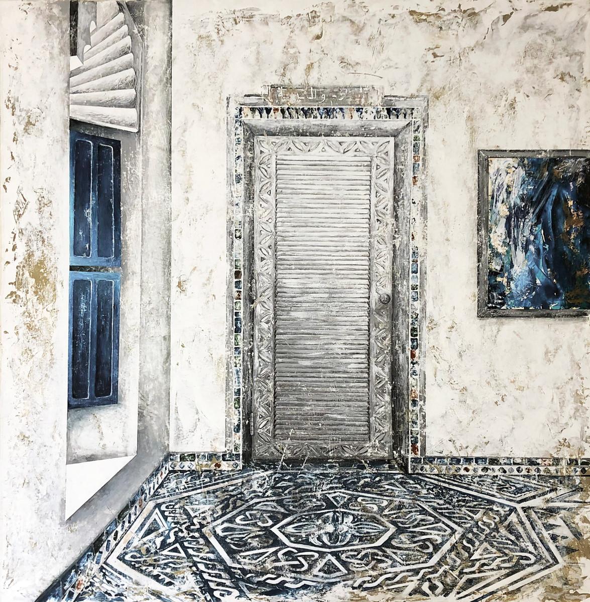 Old moorish room n°02