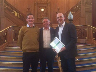 Alci landscape awards 2016 Titanic Belfast