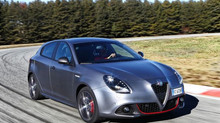 START 2017 IN ITALIAN STYLE WITH ALFA ROMEO GIULIETTA