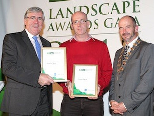 ALCI AWARDS - Earthlinks scoops another award for Landscape design and build project.