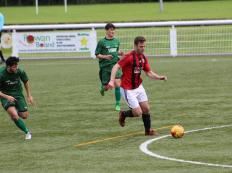 DOMINANT GFR ONLY TAKE A POINT AGAINST THE TALENTED STIRLING SIDE