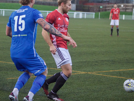 HEARTACHE AS GFR JUST FALL SHORT AT NETHERDALE