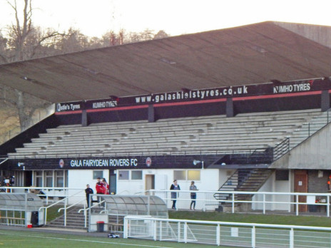INVESTIGATION WORKS TO GET UNDERWAY TO PRESERVE HISTORIC FOOTBALL STAND