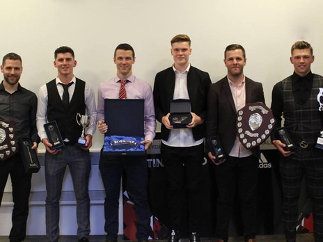 STARS OF PAST, PRESENT & FUTURE HONOURED AT GFR ANNUAL AWARDS