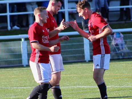 GFR ROLL A SIX IN THE SCOTTISH CUP