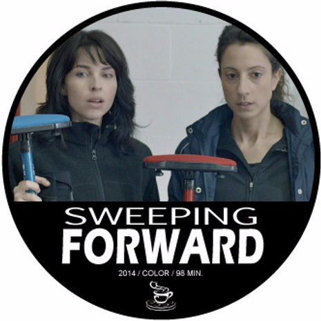 SWEEPING FORWARD - DVD